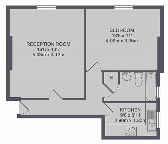 How to measure bedroom size square feet.