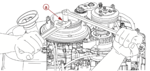how to remove flywheel without tool